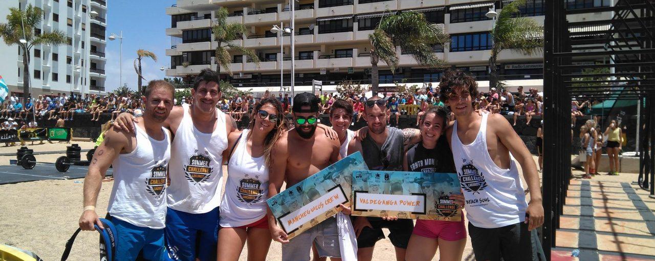 Lanzarote Summer Challenge
